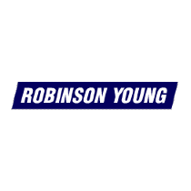 A fresh look for award-winning distribution company, Robinson Young