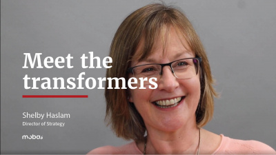 Meet the Transformers - Shelby Haslam