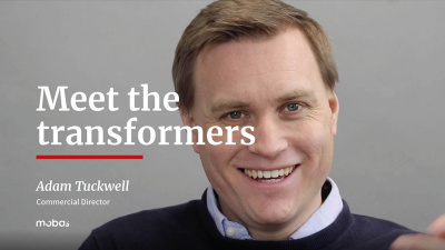 Meet the Transformers - Adam Tuckwell