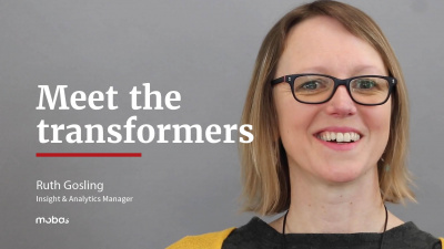 Meet the Transformers - Ruth Gosling