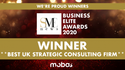 Mobas unveiled Strategic Consulting Firm of the Year