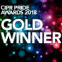 CIPR Awards 2018 Gold Winner