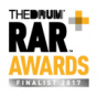 RAR Awards Finalist 2017